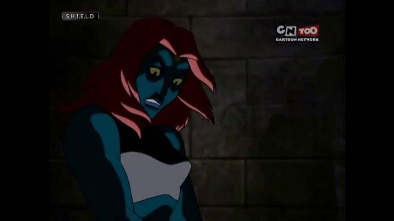 Люди Икс Эволюция Столкновение Сезон 4 Серия 1 Marvel