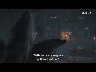 «Ведьмак. Кошмар Волка»