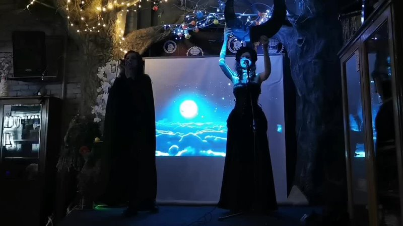 Тёмный Романтик и Леди Кристэн Люцифер и Лилит