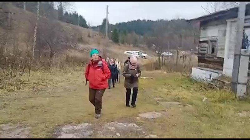 Видео от КСП Спутник походы восхождения сплавы