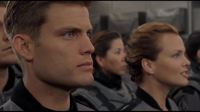 Звездный десант 1997 Трейлер