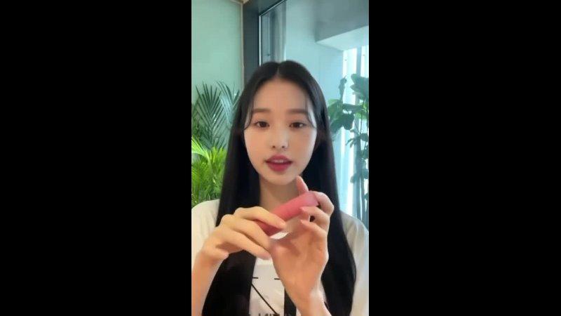 210803 Wonyoung IG Update