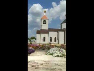 Храм Святой Троицы р.п. Красный Яр, колокольный звон