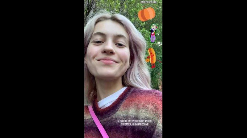Instagram Stories 12 10 2021