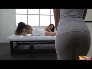 Самый лучший массаж превратился в молодой секс лесби красоток