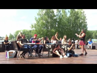 Video by Lilia Pozharskaya