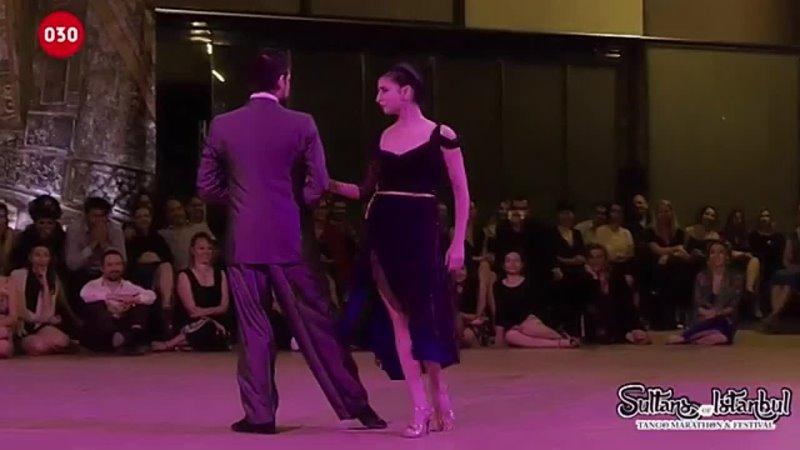 Mariela Sametband and Guille Barrionuevo