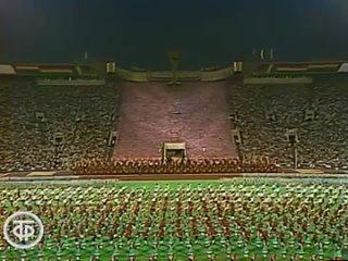 До свидания, наш ласковый миша! Закрытие XXII Летних Олимпийских игр в Москве 1980 год
