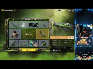 iFerg NEW PDW Toxic Waste is SPICY in COD Mobile... #CODM_Partner