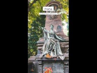 Olšanské hřbitovy. Praha 🇨🇿