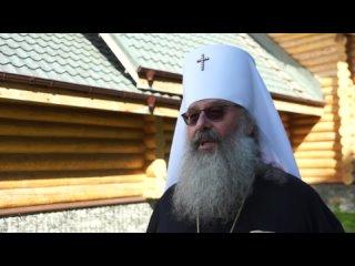 Митрополит Кирилл освятил Никольский храм в скиту Раифского монастыря
