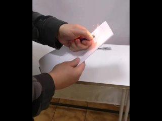 В Химках на избирательных участках №3161 и №3152 н...