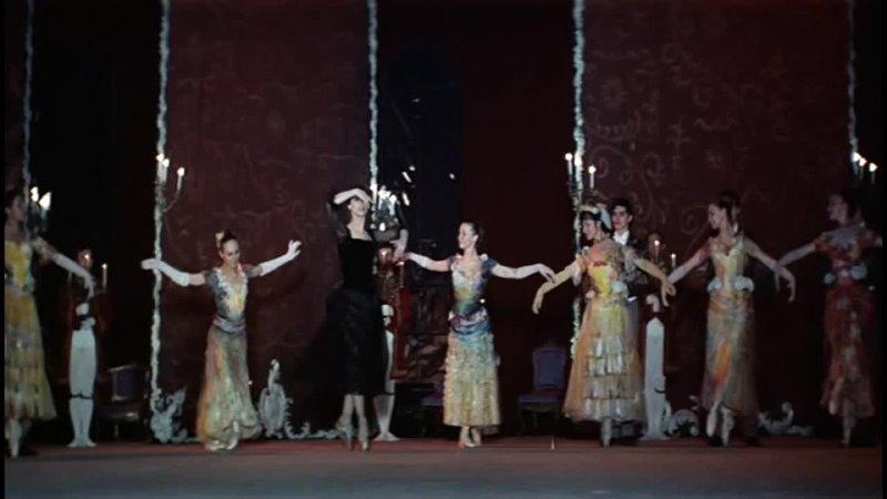АННА КАРЕНИНА 1974 фильм балет мюзикл драма Маргарита Пилихина