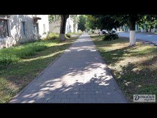 Северо-Задонск. Улица Ленина
