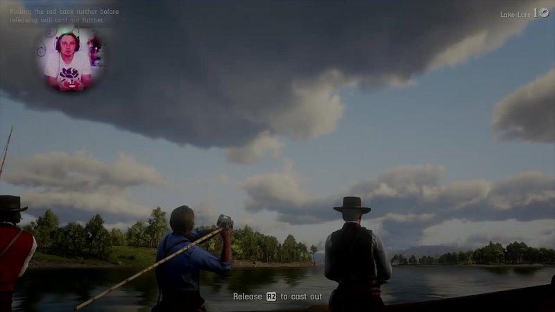 Прохождение Red Dead Redemption PS4 РУ ENG part 5
