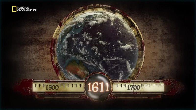 Кровавые тайны Европы Чёрная магия 3 серия из 6 2013 HD 1080