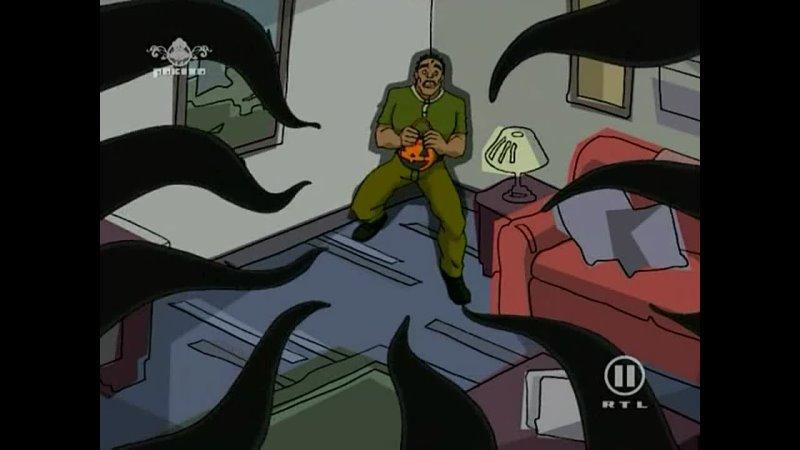 Приключения Джеки Чана 6 СЕРИЯ 4 сезон
