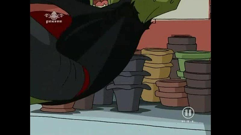 Приключения Джеки Чана 3 СЕРИЯ 5 сезон