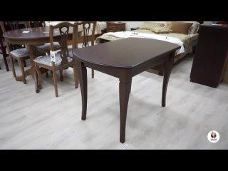 Стол кухонный Элегант форма Радиус
