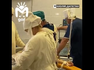 Хирурги спасли от ампутации 12-летнего мальчика