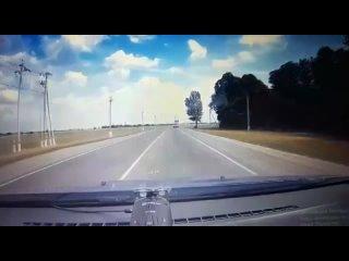 Видео ДТП с главой Панинского района