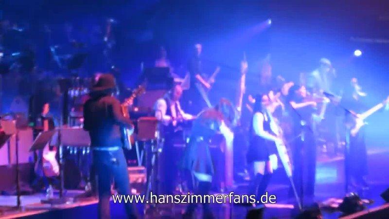 Hans Zimmer Pirates of the Caribbean Medley Hans Zimmer Live Köln 28 04 2016