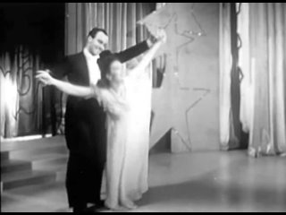 Jessie Matthews Sings And Tap Dances With Guy Fielding 1944