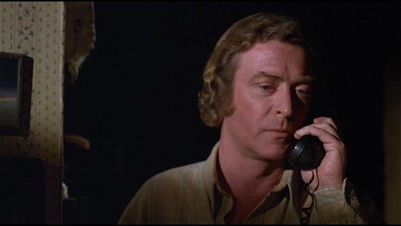 Майкл Кейн в фильме Рука Драма триллер ужасы США 1981