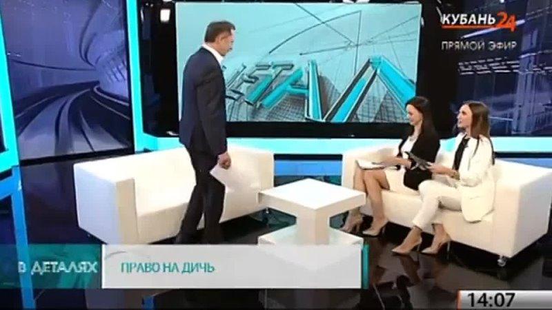 Программа В деталях телеканала Кубань 24