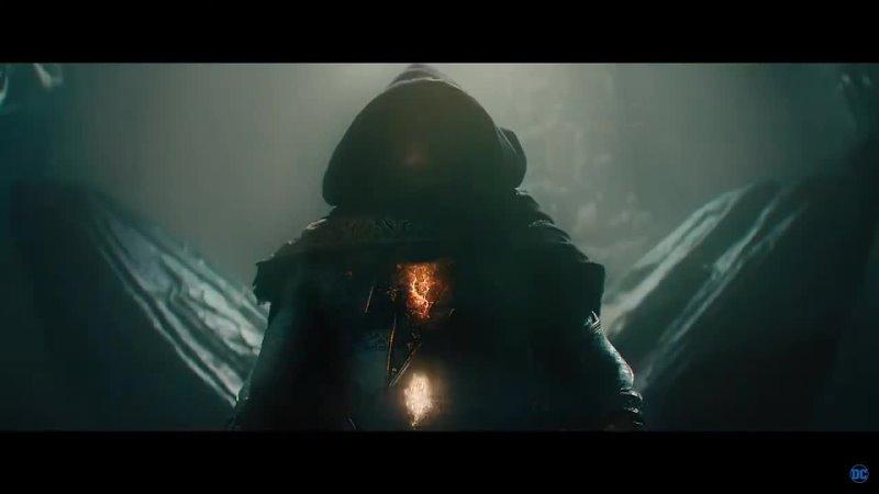Black Adam Teaser Trailer HD DC Fandome 2021
