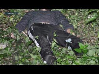 Первые кадры с места (Тюменском район село Кулаково) ликвидации боевиков они планировали устроить теракты в людных местах города