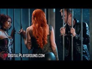 Digital Playground - Большегрудая Мэдисон Айви принимает большой член Дэнни Ди в тюрьме
