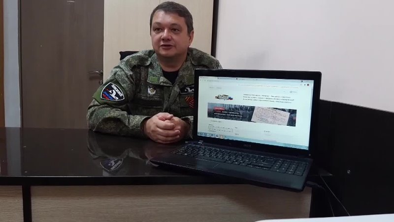 Диалоги с Героями боец поискового отряда Волчьи ворота Егор Мулюкин