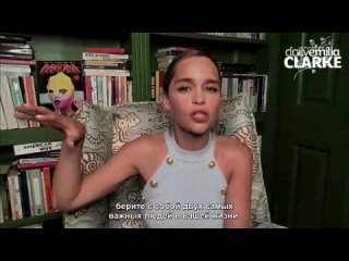 Emilia Clarke Unveils Her New Marvel Series_ The Tonight Show Starring Jimmy Fallon~1
