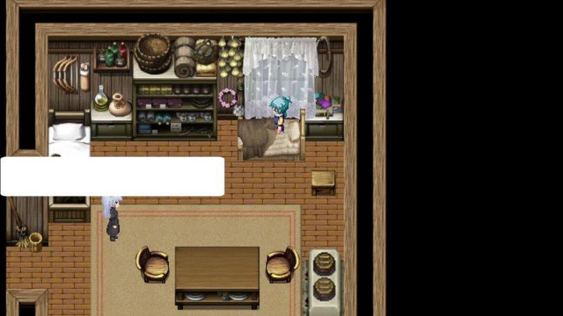 Light Fantasy demo пробежим игру от Kouta