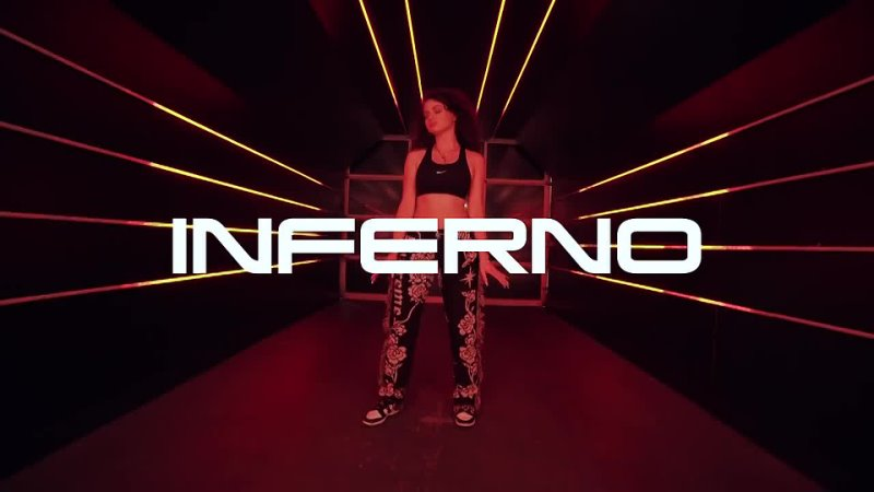 'INFERNO' Dytto Sub Urban and Bella Poarch Dance Freestyle Video