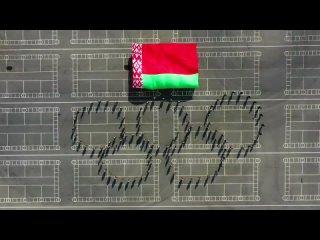Брестские десантники записали видео в поддержку белорусских спортсменов, представляющих страну на Олимпиаде в Токио
