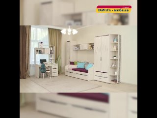 "Video von ""DaVita-мебель"" от ""Фабрики мебели Витра"""