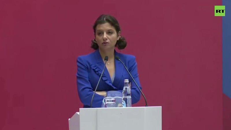 Маргарита Симоньян рассказала о проектах RT которые помогают россиянам