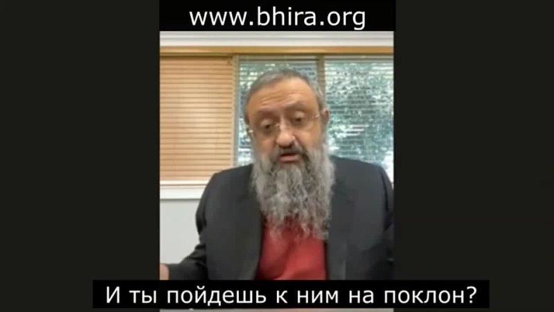 Доктор Владимир Зеленко в раввинском суде