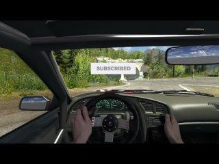 [Steering Wheel Gameplays] BeamNG Drive Crash Compilation | Altitude 1.5 Crashes ⭐ Logitech G27