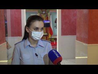 Видео от МВД по РСО-Алания
