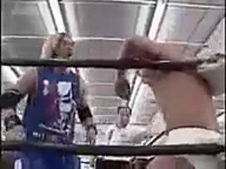 Kaz Hayashi (c) vs. FUJITA -  (AJPW Rise Up Tour 2010 - Day 10)