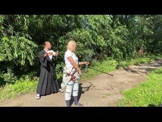 Кюдо-стрельба из японского лука в Екатеринбурге kullanıcısından video