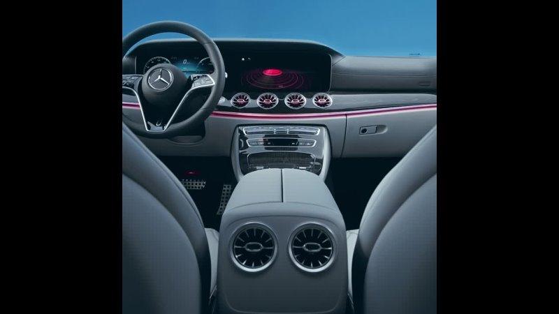 Ощутите себя в салоне нового Mercedes Benz CLS Класс