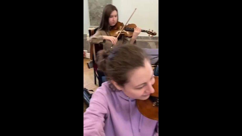 Видео от Анастасии Изотовой