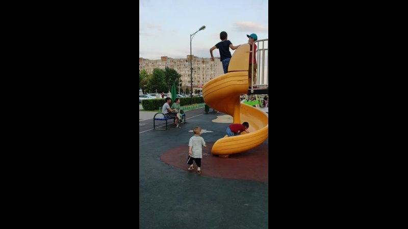 Детская площадка Обнинска Россия ли