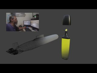 Learning 3D Modeling using Blender