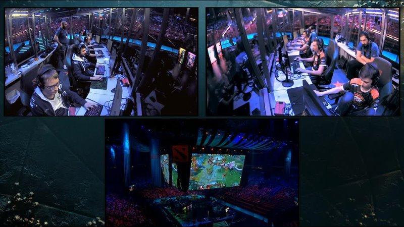 Team Liquid WebCam The International 7