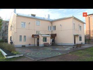 Ремонт здания Дворца творчества на Приморской, 34 ...